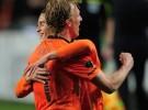 Clasificación Eurocopa 2012: Holanda deja más de la mitad del trabajo hecho tras ganar a Hungría en un partidazo