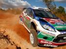 Rally de Portugal: Latvalá acaba líder el primer día pero con Hirvonen, Loeb y Ogier muy cerca