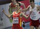 Europeos de atletismo: Manuel Olmedo, oro en 1500, Ruth Beitia, plata en altura, y Kevin López, bronce en 800
