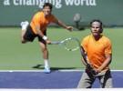 Masters de Indian Wells 2011: caen Feliciano López, Andújar, Hidalgo y Gimeno-Traver, Nadal ganó en dobles
