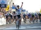 El belga Nick Nuyens gana la Dwars door Vlaanderen 2011