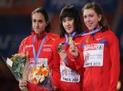 Europeos de atletismo: Nuria Fernández, plata en 1500