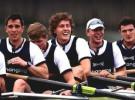 Los remeros de Oxford se impusieron este año a los de Cambridge en la tradicional regata inglesa