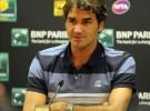 Federer anuncia su regreso con Suiza a la Copa Davis