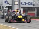 Pretemporada Fórmula 1: el Red Bull de Sebastian Vettel fue el más rápido en el segundo día de test en Barcelona