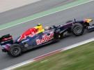 Pretemporada Fórmula 1: Mark Webber fue el más rápido en la primera jornada de test de Montmeló