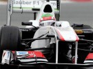 Pretemporada Fórmula 1: el mexicano Sergio Pérez sorprende y es el más rápido de la tercera jornada de test en Barcelona