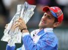 Master de Indian Wells 2011: Djokovic se consagra campeón tras vencer a Rafa Nadal