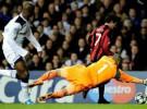 Liga de Campeones 2010/11: el Tottenham también se mete en cuartos a costa del Milán