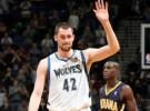 NBA: Kevin Love es el jugador que más ha mejorado en la temporada