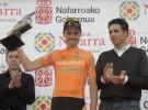 Samuel Sánchez estrena 2011 ganando el GP Miguel Indurain
