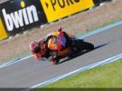 GP de España de motociclismo: Stoner vuelve a hacer la pole en MotoGP por delante de Pedrosa y Lorenzo