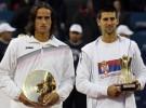 Open de Serbia 2011: Djokovic vence a Feliciano López y campeona; ATP Munich 2011: Nikolay Davydenko campeón