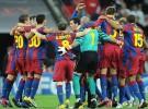 Liga de Campeones 2010/11: el F.C. Barcelona vuelve a derrotar al Manchester United y se hace con el título