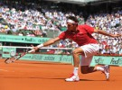 Roland Garros 2011: Roger Federer, David Ferrer y Albert Montañés a tercera ronda, Novak Djokovic avanza por retiro de Hanescu