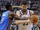 NBA Playoffs 2011: Thunder empata a 2 después de 3 prórrogas, los Heat asaltan el Garden