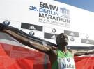 Patrick Makau establece un nuevo record del mundo de maratón en Berlín