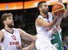 Eurobasket de Lituania 2011: España gana a Eslovenia y se clasifica para semifinales