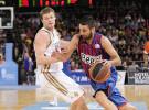 Supercopa ACB 2011: El Barca vence al Real Madrid y jugará la final contra el Caja Laboral