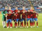 La sub 21 gana a Croacia con goles de Koke y Rodri
