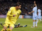 Champions League: el Villarreal cae en el Ciudad de Manchester