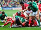 Mundial de Rugby (cuartos): Gales y Francia derrotan a Irlanda e Inglaterra para sellar su pase a semifinales