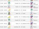 Mundial Rugby, fase de grupos (III): Irlanda domina el grupo C