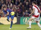 Liga Española 2011/12 1ª División: el Barça golea 4-0 al Rayo Vallecano