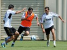 Kaká y Arbeloa no jugarán el Derbi ante el Atlético