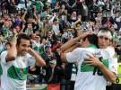 Liga Española 2011/12 2ª División: resultados y clasificación de la Jornada 15