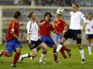 Selección femenina: España empata ante la todopoderosa Alemania
