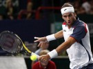 ATP Masters de París Bercy 2011: Djokovic, Murray, Federer, Ferrer y López a octavos