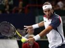 ATP Masters 1000 de París-Bercy 2011:  Feliciano López eliminado, Federer y Mónaco a cuartos