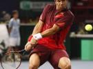 Masters de París 2011: Djokovic, Murray y Federer favoritos, Verdasco y García-López debutan ganando