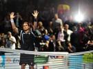 Masters Londres 2011: David Ferrer logra importante victoria ante Andy Murray