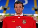 Hallan muerto a Gary Speed, seleccionador de Gales