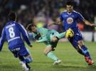 Liga Española 2011/12 1ª División: victoria sorpresa del Getafe ante el Barcelona