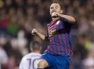Copa del Rey 2011/12: el Barça gana 0-1 en Hospitalet