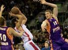 Eurocup 2011/12: Gran Canaria y Valencia Basket ganan en la Jornada 3