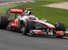 GP de Abu Dhabi 2011 Fórmula 1: Button y Hamilton dominan los libres, Alonso fue 3º