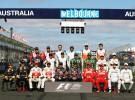 Así está la parrilla de Fórmula 1 para la temporada 2012