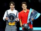 Torneo Maestros Londres 2011: Nadal jugará con Federer, Tsonga y Fish; Ferrer con Djokovic, Murray y Berdych