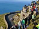 Rally de Gales 2011: Loeb líder tras la primera jornada, Hirvonen está a menos de 1 segundo
