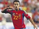 Thiago regresa a la selección sub 21