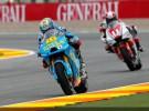 GP de Valencia Motociclismo 2011: la lluvia fue la protagonista de los libres del viernes en Cheste