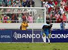 Costa Rica – España: Villa salva un partido desastroso para La Roja