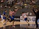 Balonmano Liga de Campeones: El Atlético de Madrid vence, mientras que el Ademar León sale derrotado