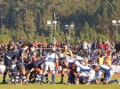 Liga Renfe Rugby: acabada la primera vuelta, el Santboiana sigue líder