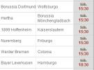 Previa ligas europeas: bajo días de lluvia, nada mejor que buen fútbol