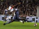Fútbol en Europa: ni los empates frenan al PSG ni al Oporto y Benfica